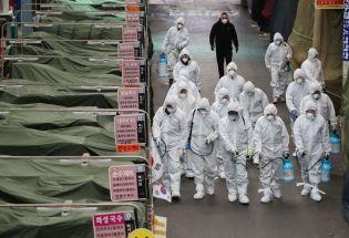 没有中国式封锁,韩国大邱能遏制病毒吗?