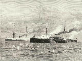 英国画报记录的甲午战争