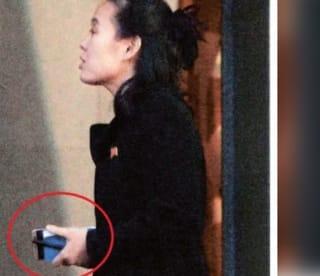 金正恩妹妹手机曝光,不是美国、韩国品牌