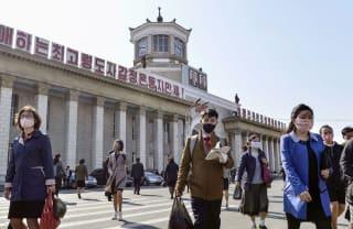 病毒比制裁更有效:新冠疫情重创朝鲜经济
