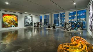当建筑与艺术联姻