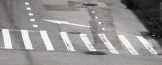 沥青路可能暗藏危险