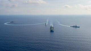 中美新冷战会滑向热战吗
