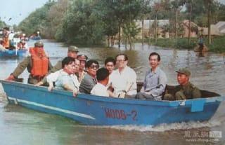 惊涛1998!温家宝说:如果荆江决堤,我就跳下去