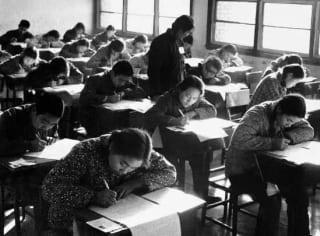 高考42年,42张照片,你是哪一年?