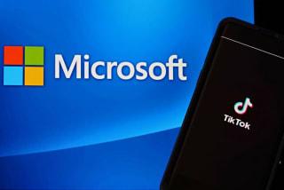 微软为何想收购TikTok?