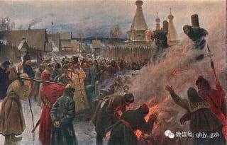 """金雁:俄国宗教改革与""""告-密法"""""""