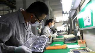 中国产业链四十年