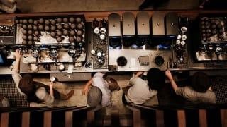 咖啡背后的平衡