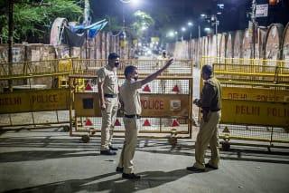 中印相互指责对方加剧边境紧张局势