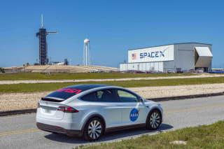SpaceX首次载人发射倒计时!马斯克将开启商业航天的历史性时刻