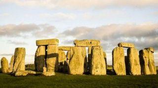 一根巨石柱心终于解开英国巨石阵谜团