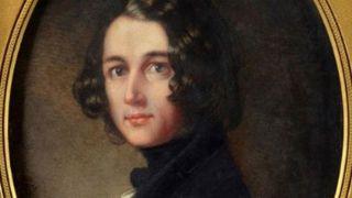 苏格兰女画家与消失的查尔斯·狄更斯肖像