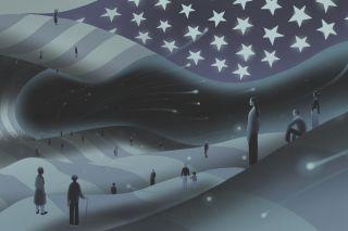 """""""美国的灵魂""""是什么"""