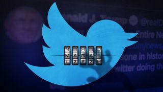 """上周,美国总统的推特密码是""""maga2020!"""""""