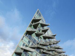 建筑的抽象世界