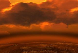 云层中的生命形式?科学家发现了金星存在生命的证据