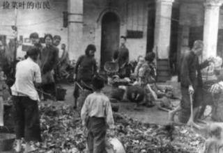 1959-1962年大饥荒期间北京的食品供应