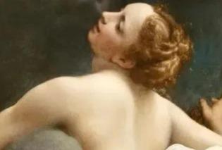 从神话里的女神到世俗中的女人一一浅谈西方女人体油画的演变