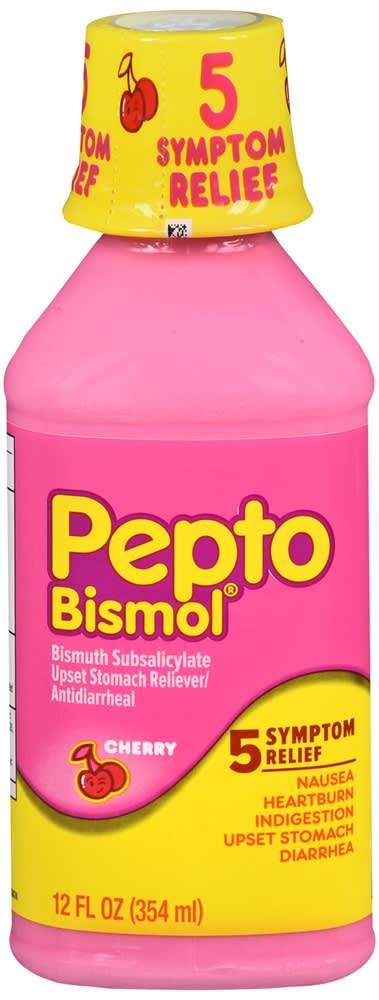 Pepto-Bismol Liquid Cherry