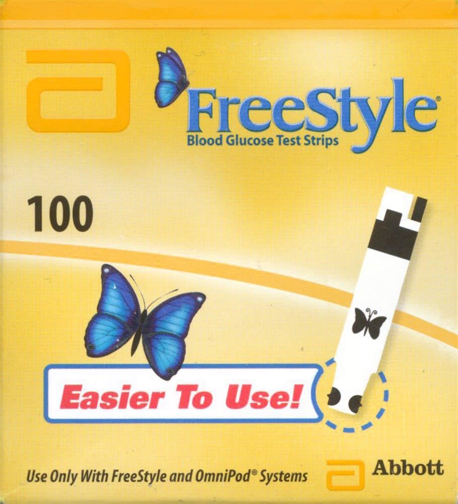 FreeStyle Blood Glucose Test Strips