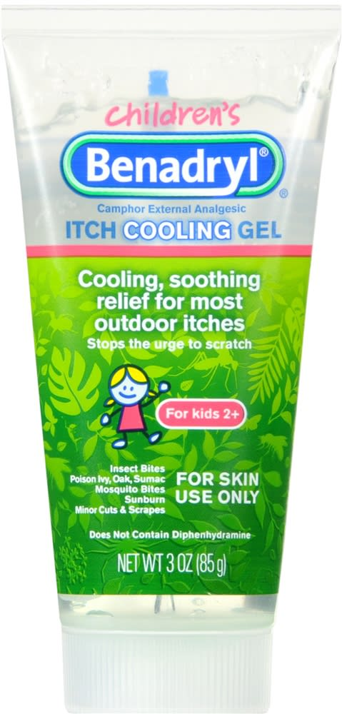 Benadryl Children's Itch Cooling Gel