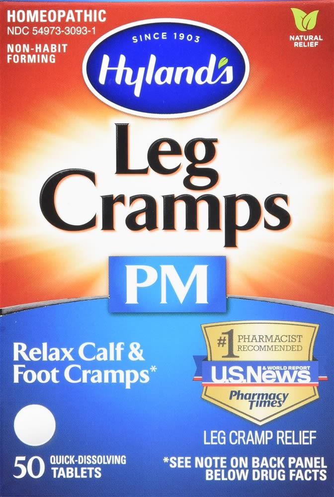 Hyland's Leg Cramps PM Quick-Dissolving Tablets