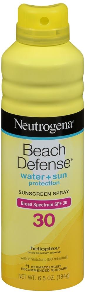Neutrogena Beach Defense Sunscreen Spray SPF 30