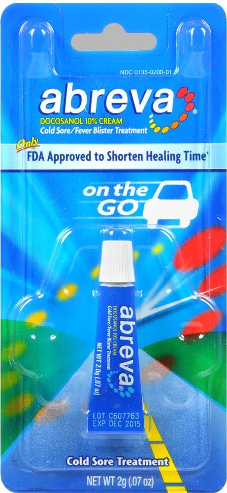 Abreva Cold Sore/Fever Blister Treatment