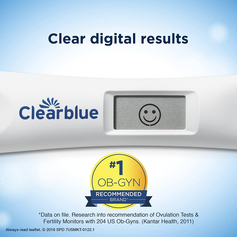 ClearBlue Advanced Digital Ovulation Test