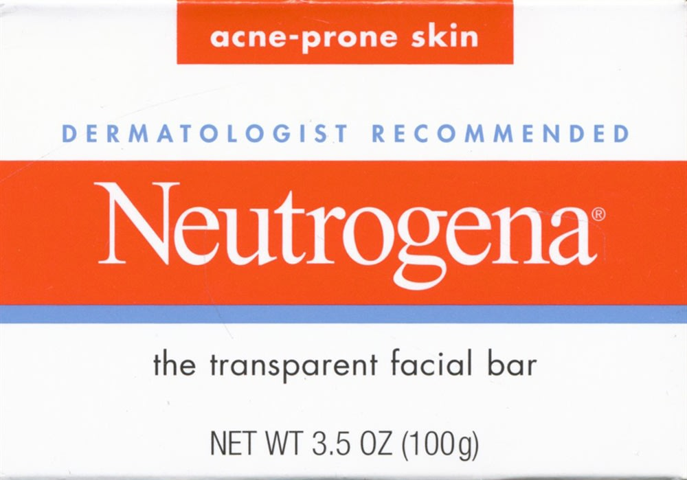 Neutrogena Transparent Facial Bar