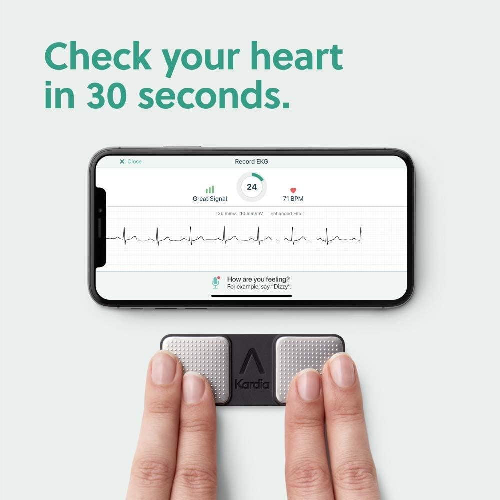 AliveCor KardiaMobile Personal EKG