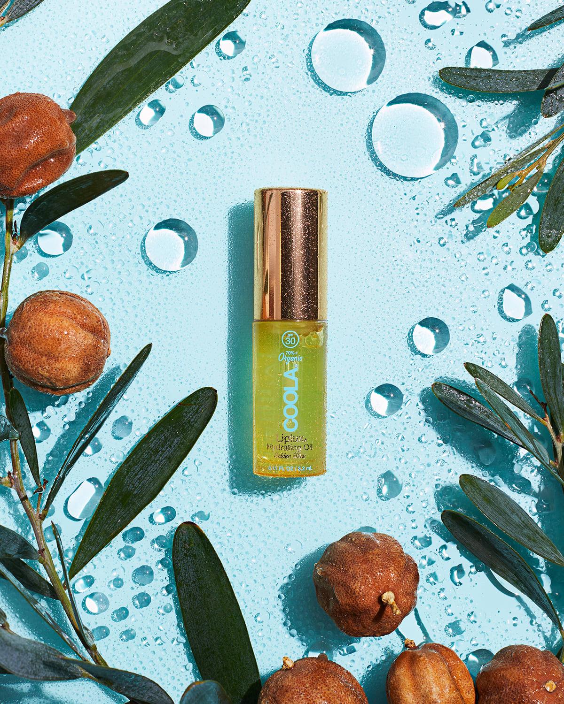 COOLA Classic Liplux® Organic Hydrating Lip Oil Sunscreen, SPF 30 - .17 fl oz