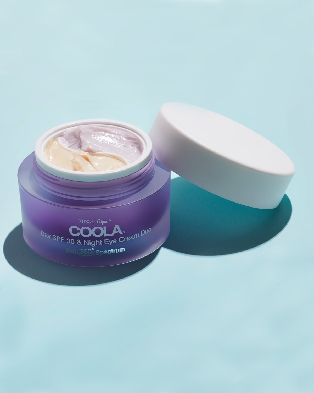 COOLA Full Spectrum 360° Day SPF 30 & Night Organic Eye Cream Duo - .8 fl oz