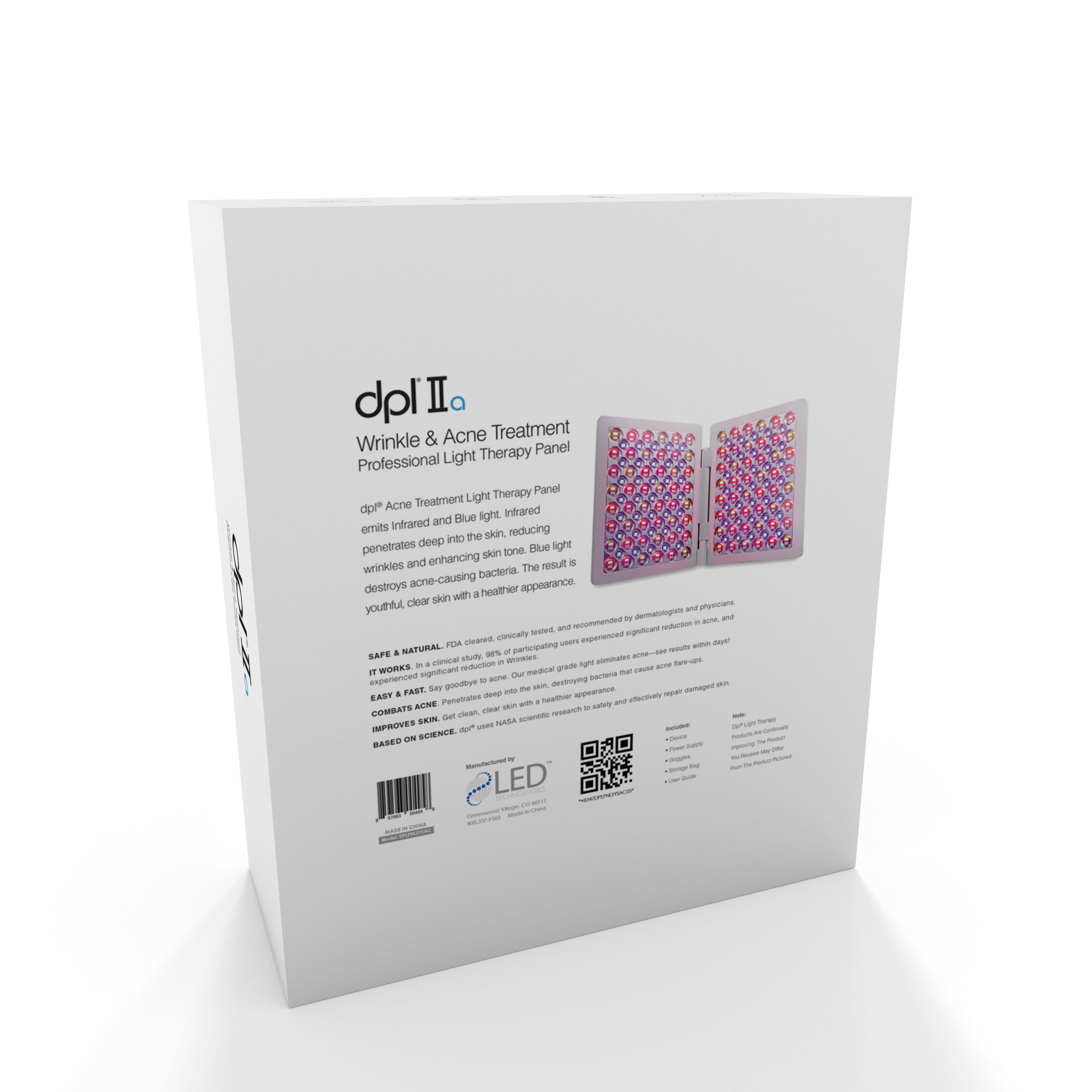 dpl IIa Professional Acne Treatment Light Therapy