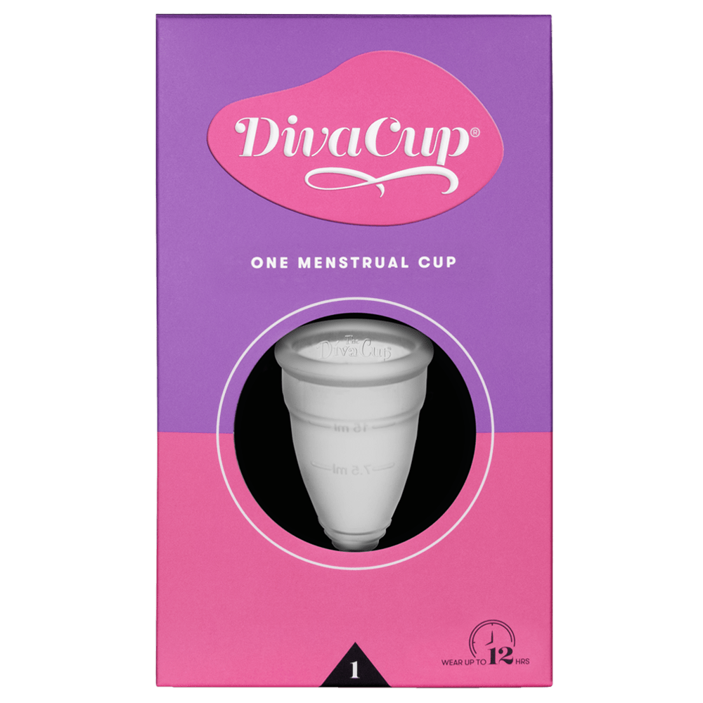 DivaCup Menstrual Cup Model 1