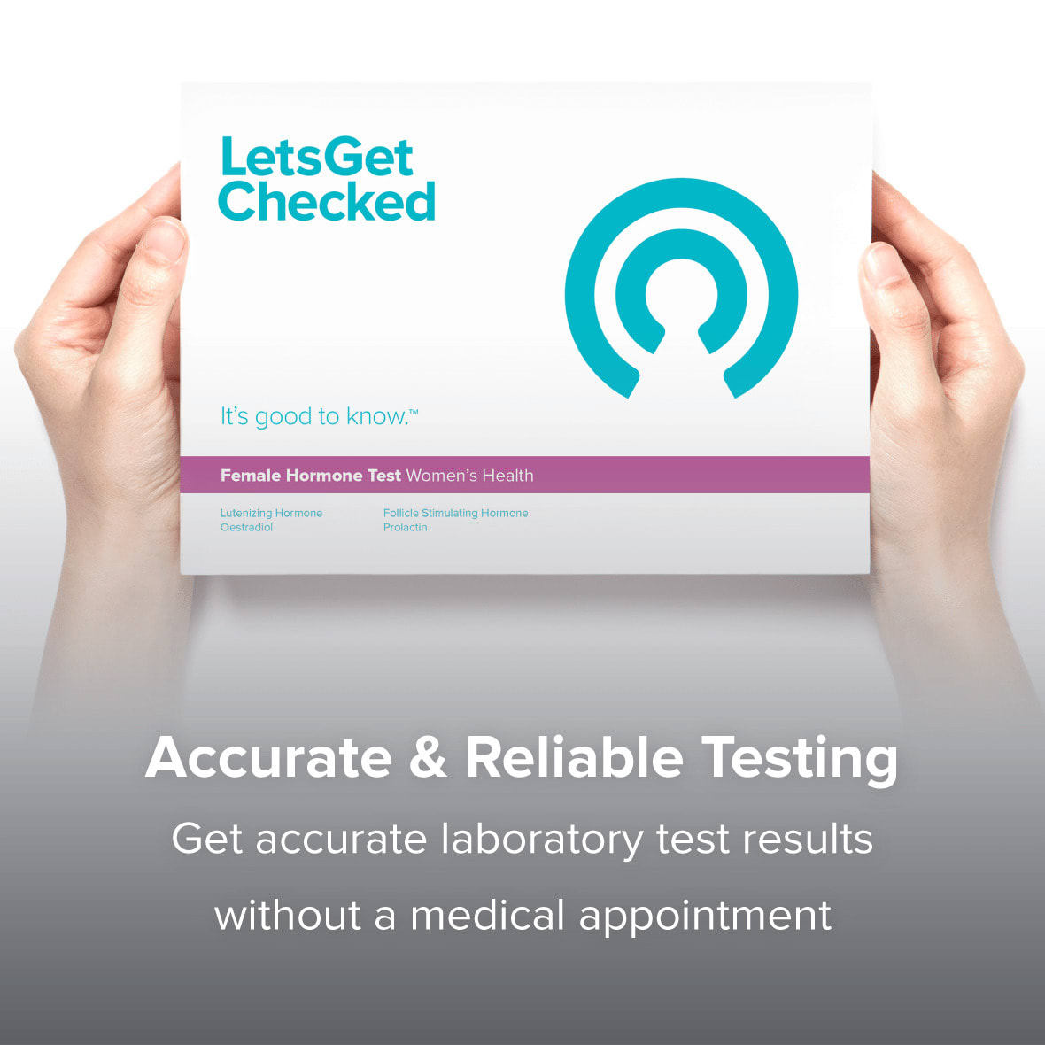 LetsGetChecked Female Hormone Test
