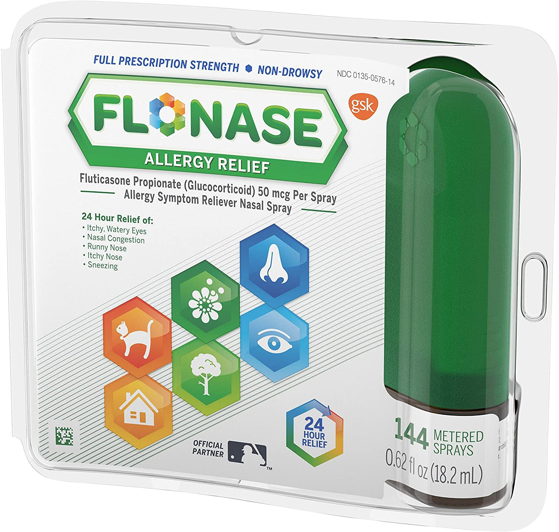 Flonase Allergy Relief Spray