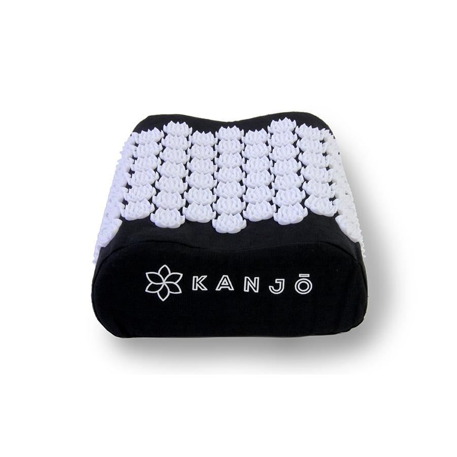 Kanjō Memory Foam Acupressure Cushion, Onyx