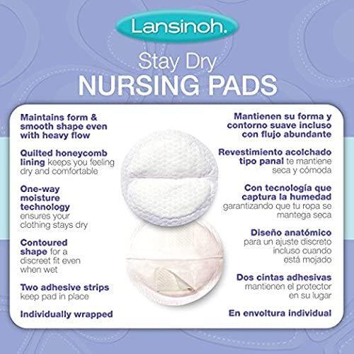 Lansinoh Disposible Nursing Pads