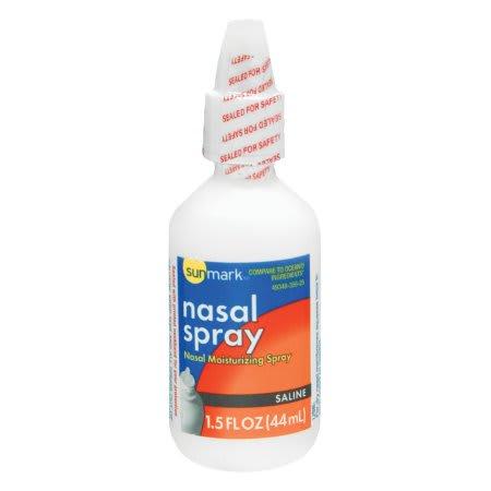 Sunmark Saline Nasal Spray
