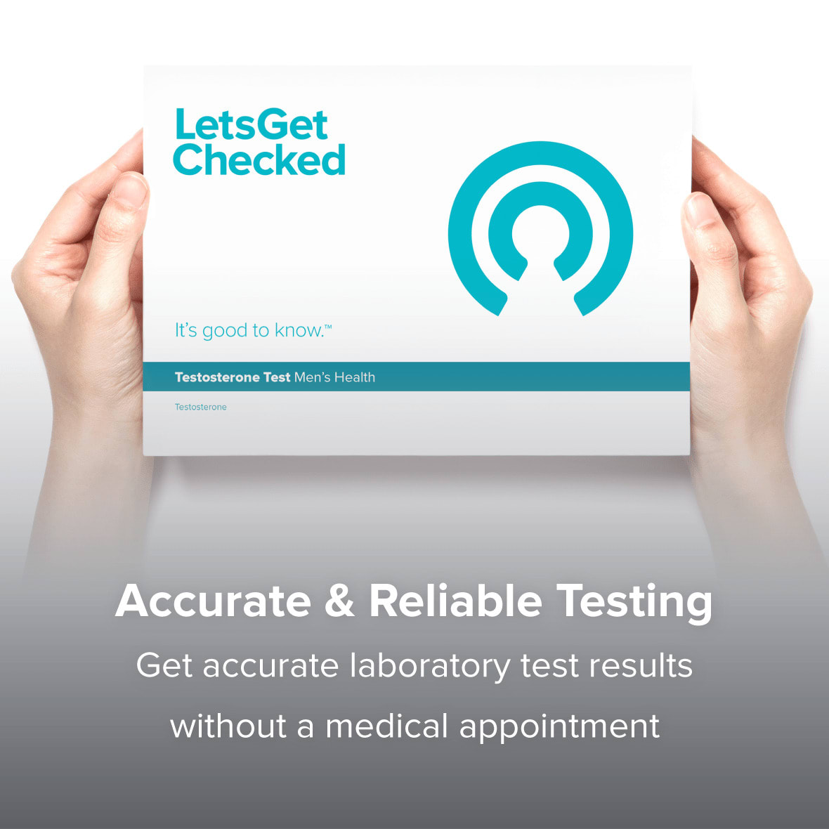 LetsGetChecked Testosterone Test