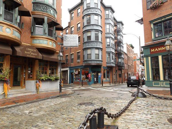 New England Prince Street