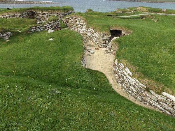Scotland Cave
