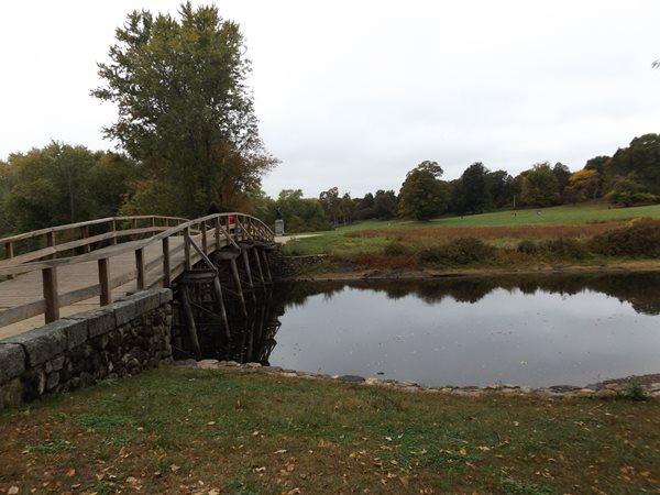 New England Bridge