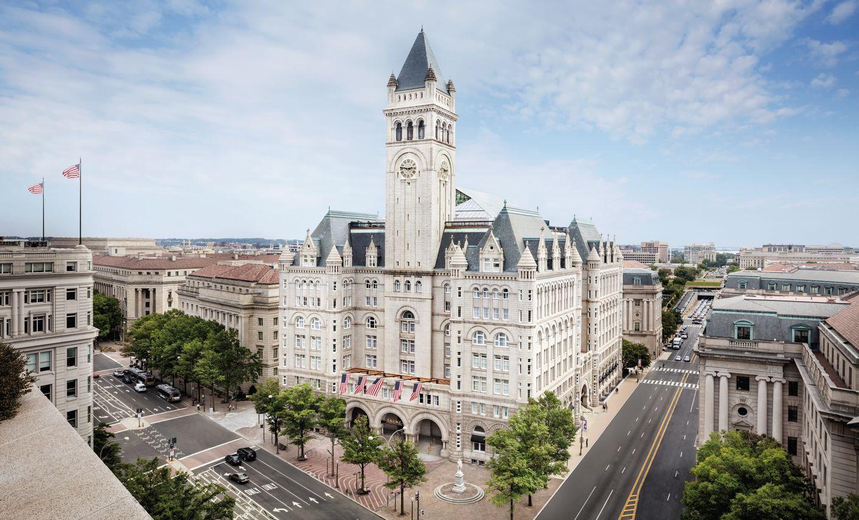 Hotels In Washington Dc Trump Washington Dc 5 Star Hotels In Dc
