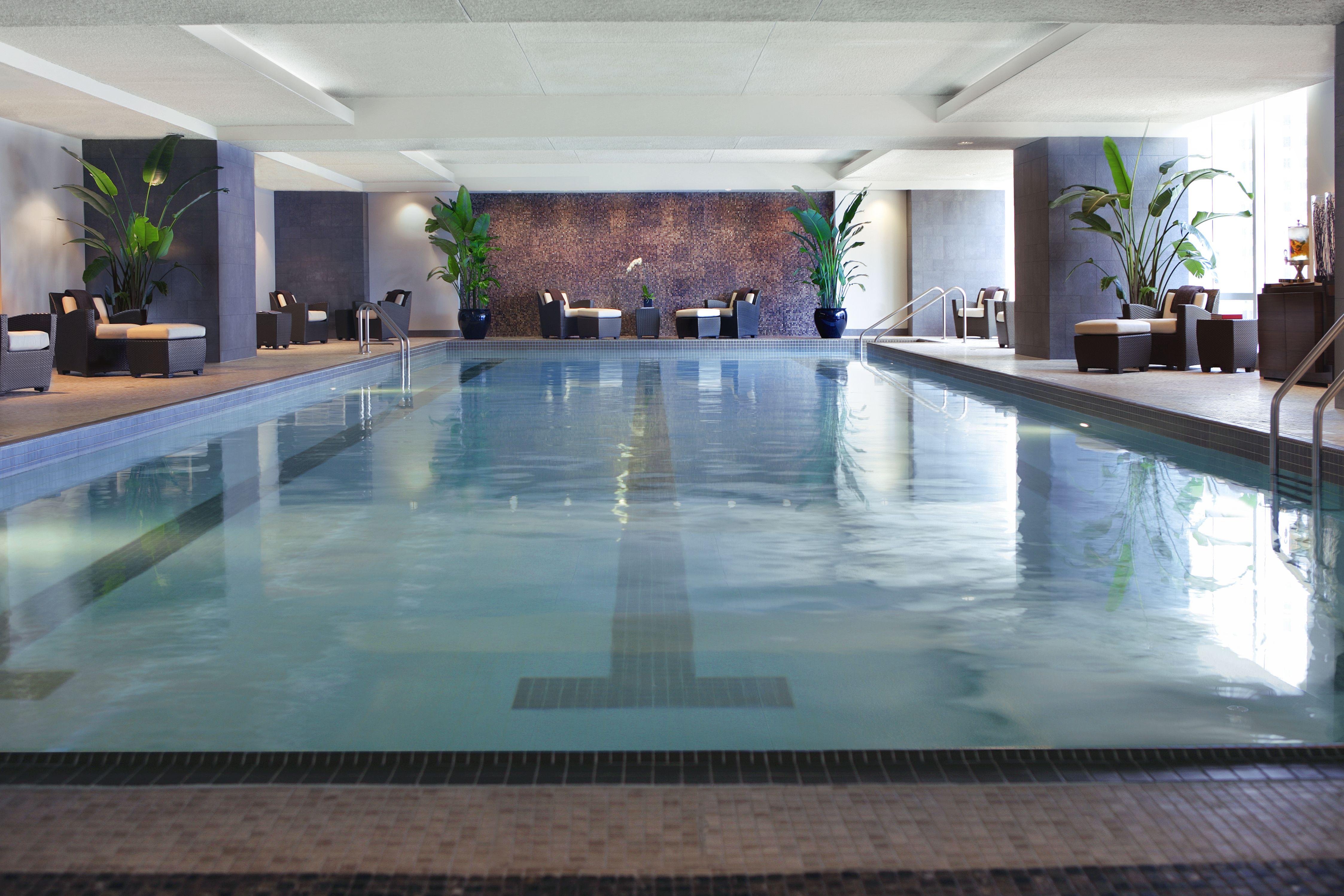 Luxury Spa Lap Pool