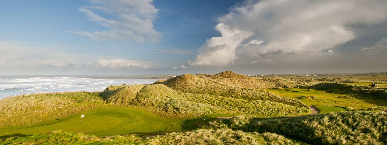 Ireland Golfing