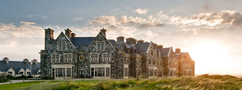 Ireland exterior
