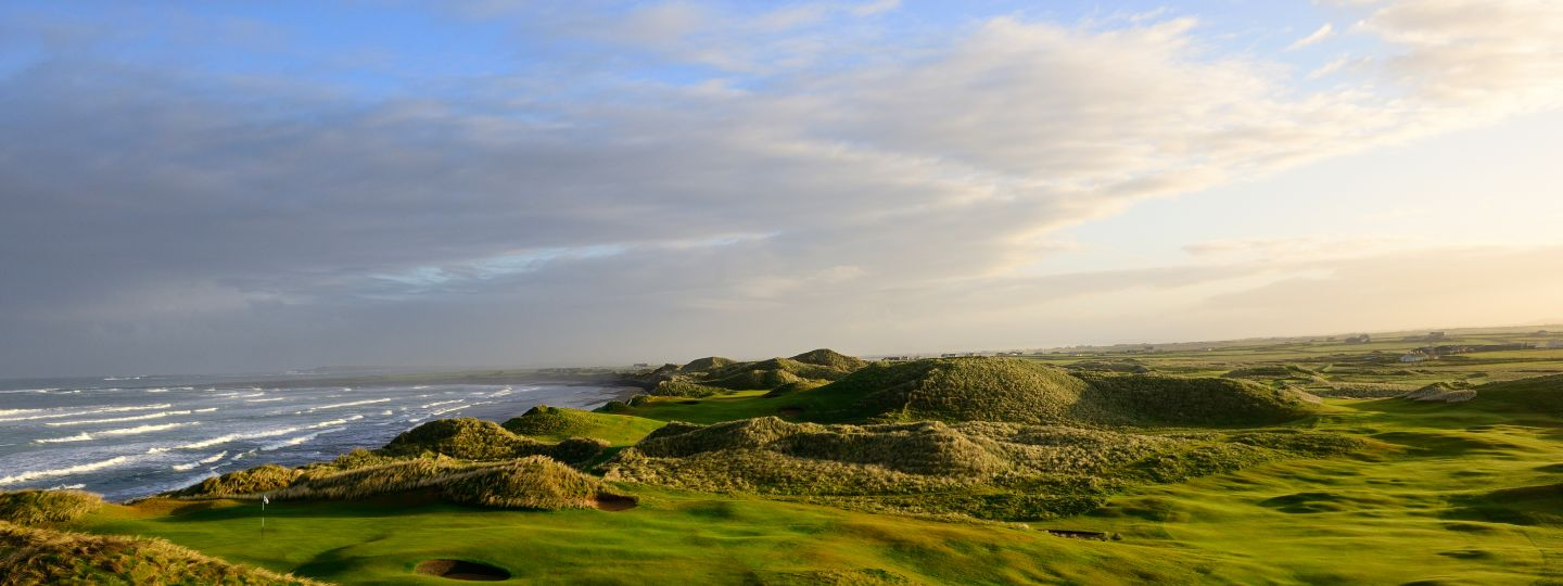 Top Irish Links Golf Courses Links Golf In Clare